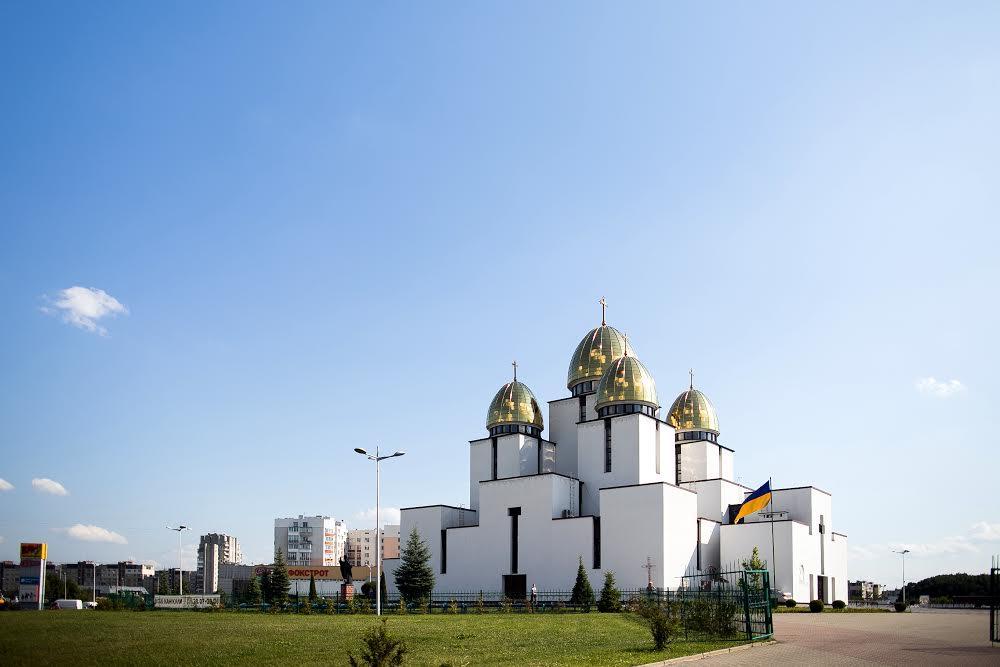 Храм Рождества Пресвятой Богородицы на Сыхове