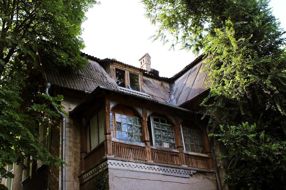 Дворы Ланжерон в Одессе