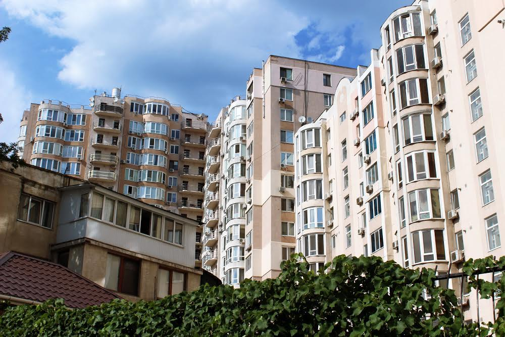Архитектура Ланжерона в Одессе