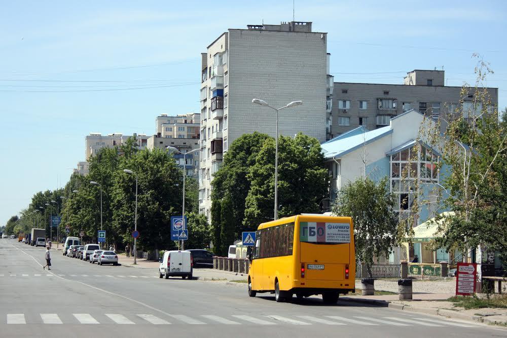 Транспорт Вишневе