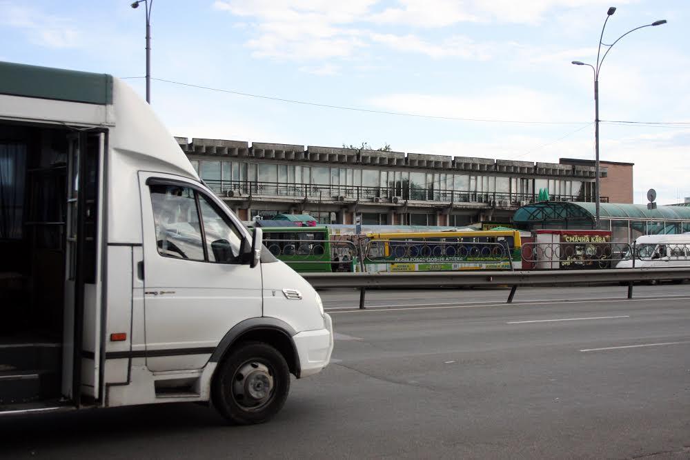 Громадський транспорт Бровари