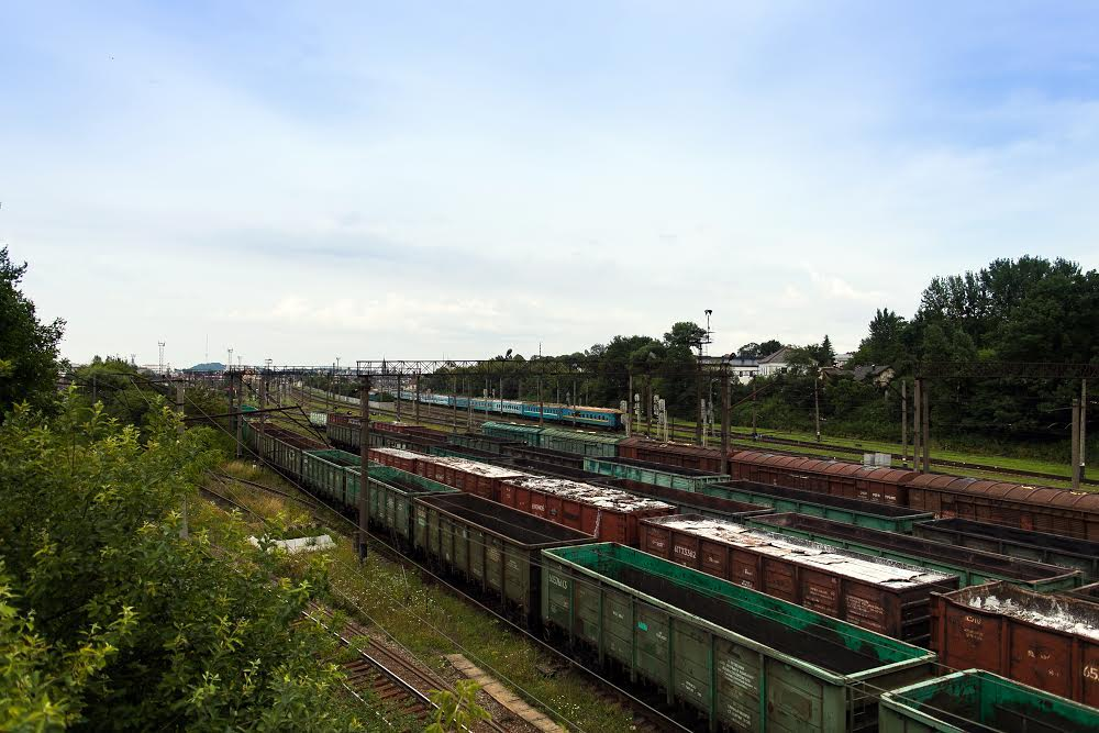 Железная дорога Левандовка
