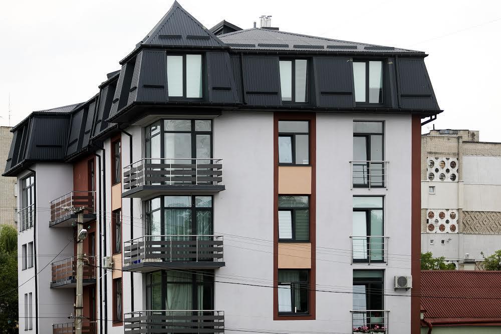 Архитектура Левандовки