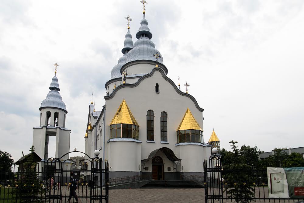 Собор на Левандовке