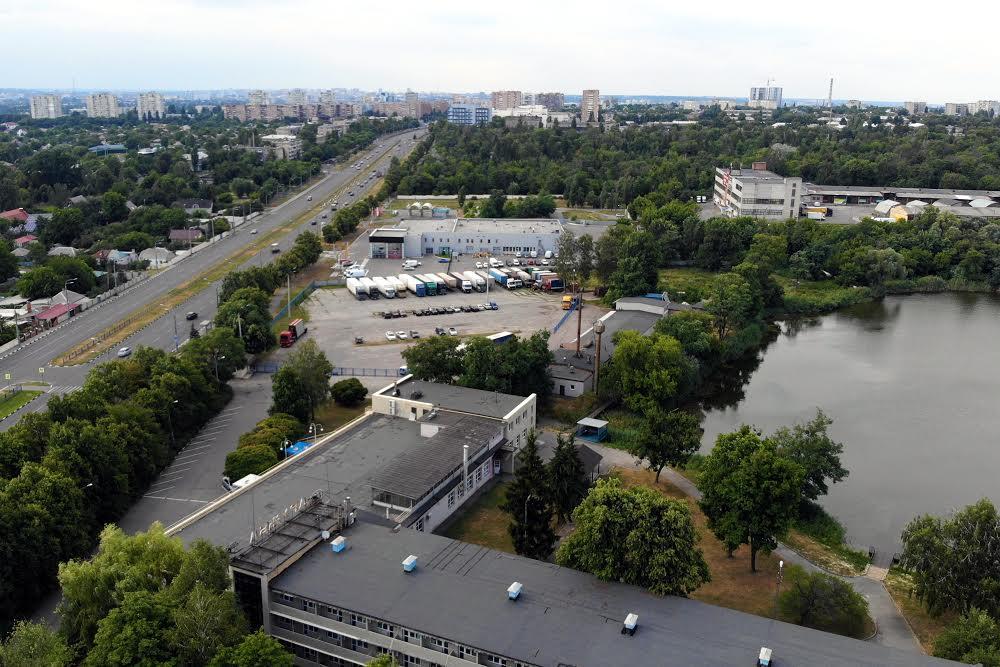 Мікрорайон Одеська Харків
