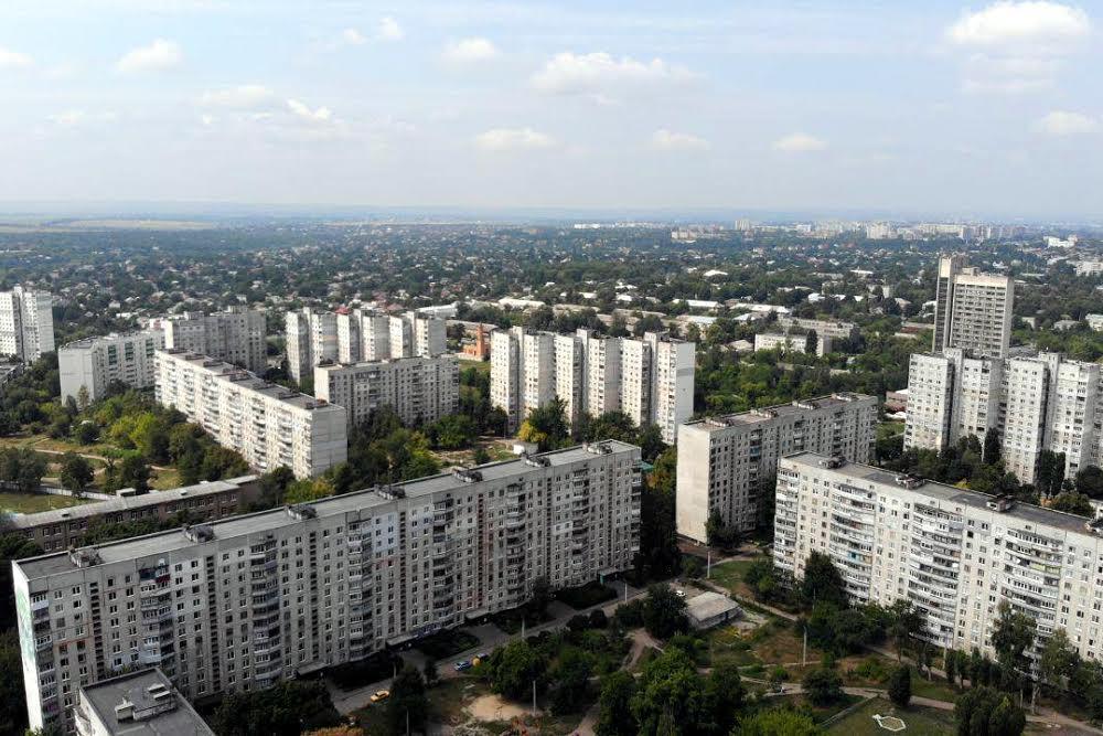 ХТЗ в Харькове