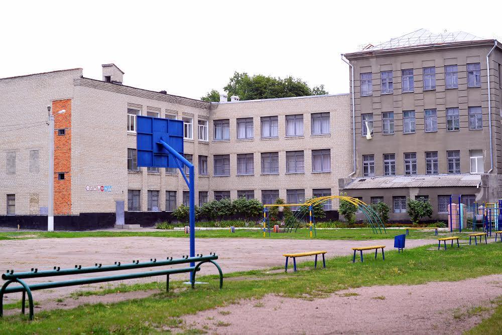 Школа на ХТЗ