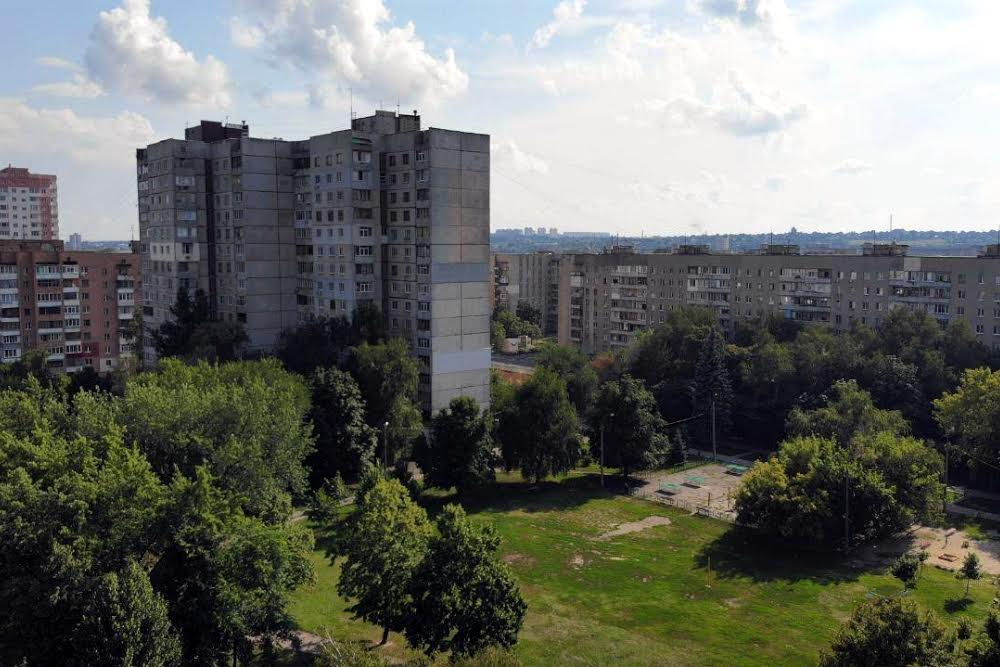 Павлівка будинки біля Клочківської