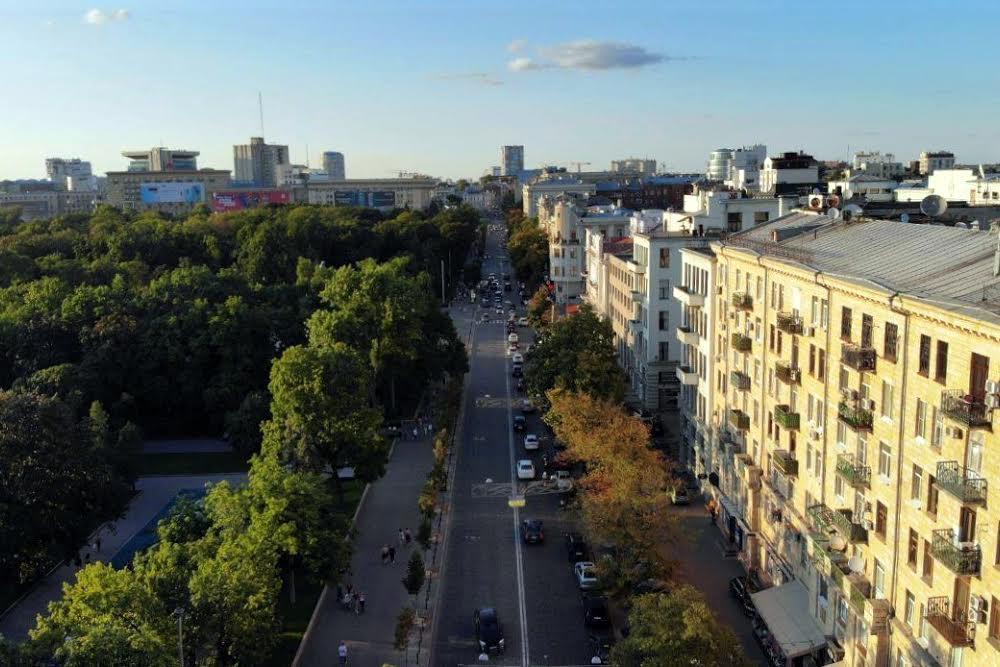 Нагорный  Харьков