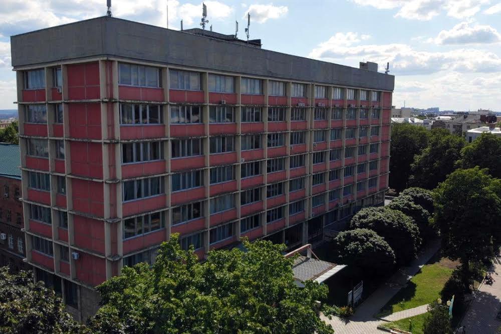 Харьковский политехнический институт Нагорный