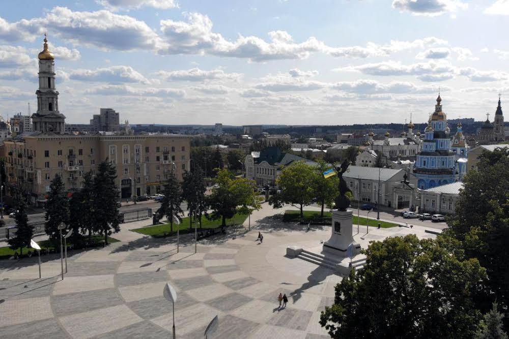 Покровский собор Центр Харьков