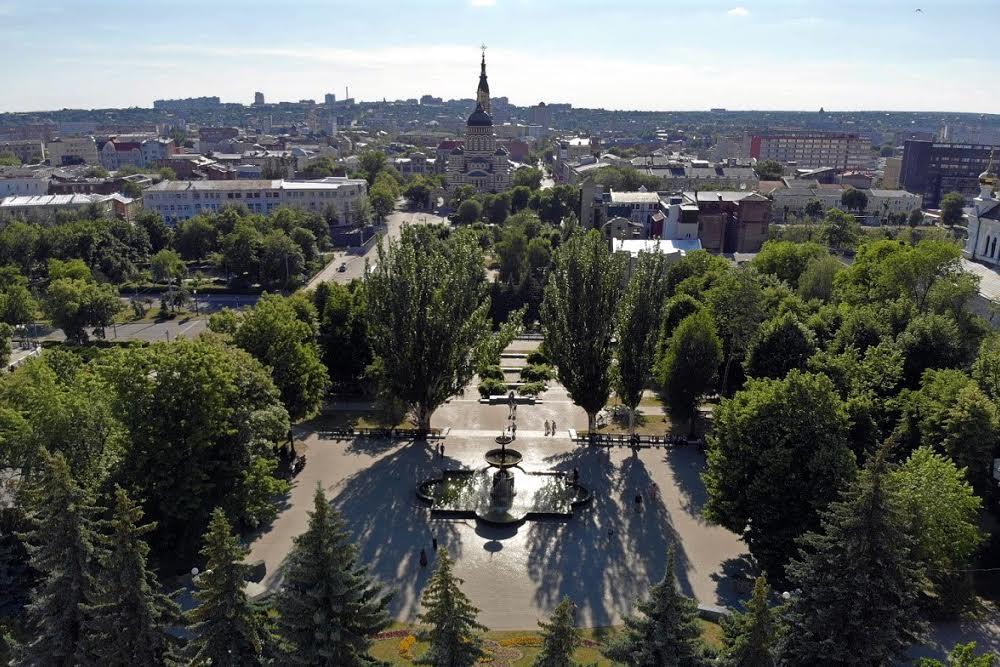 Центр в Харькове