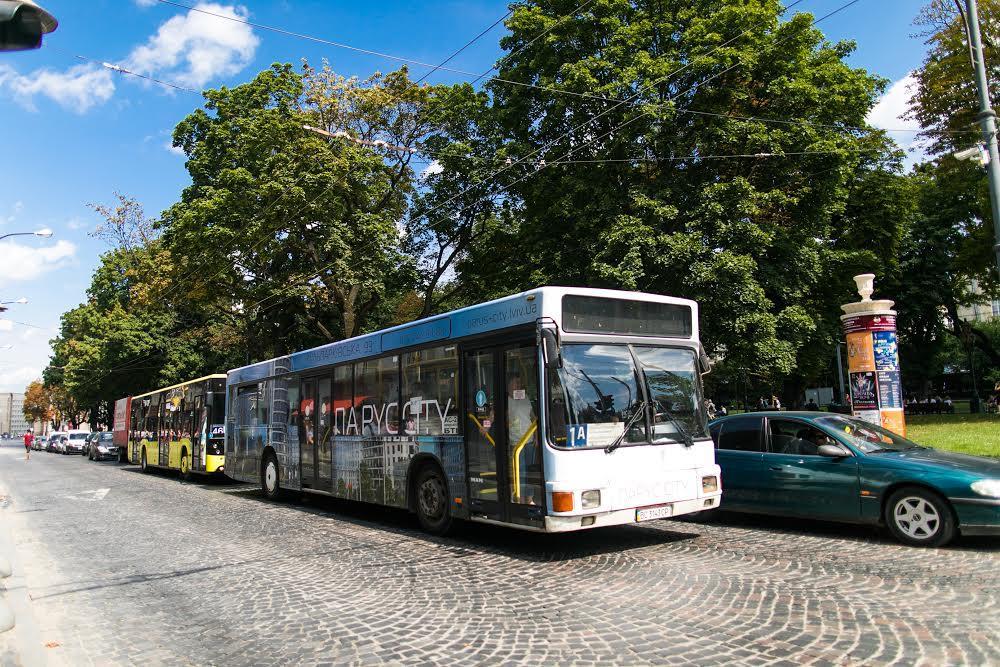 Транспорт во Львове
