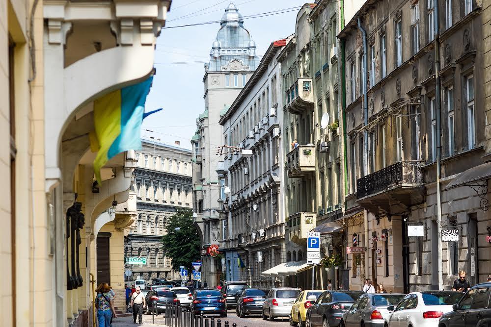 Исторический Ценр Львова