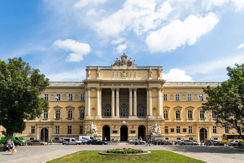 Здание Львовского национального университета им. Ивана Франко