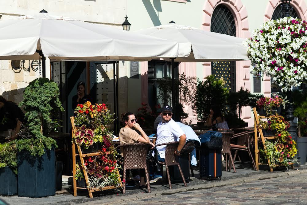 Кафе Центр Львов