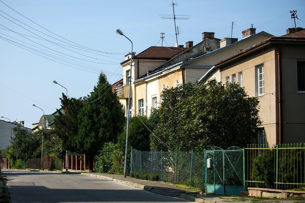 Улицы Погулянки Львов