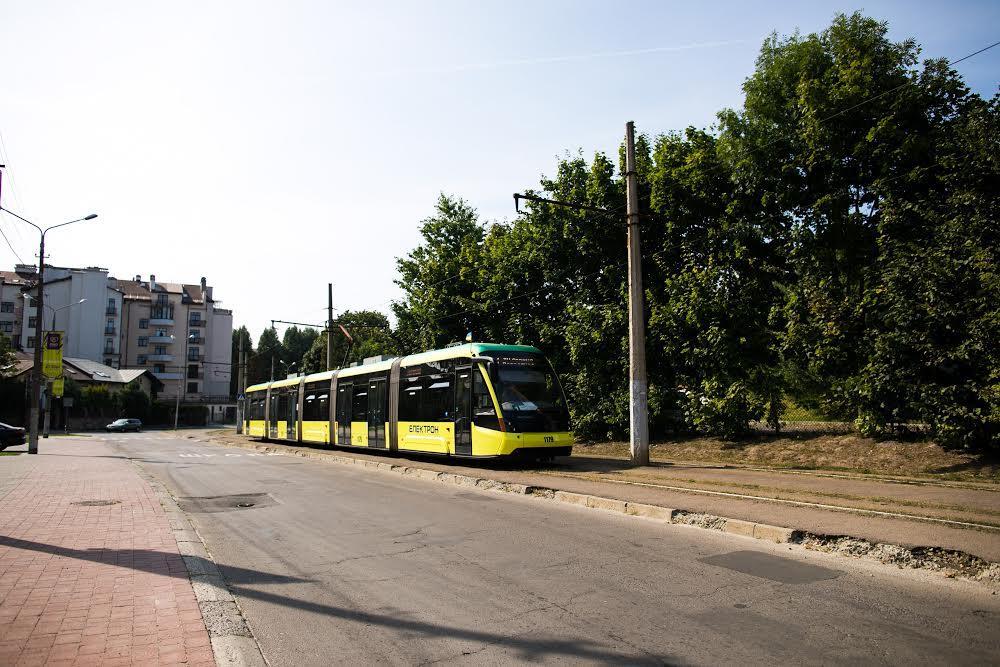 Трамвай Погулянка