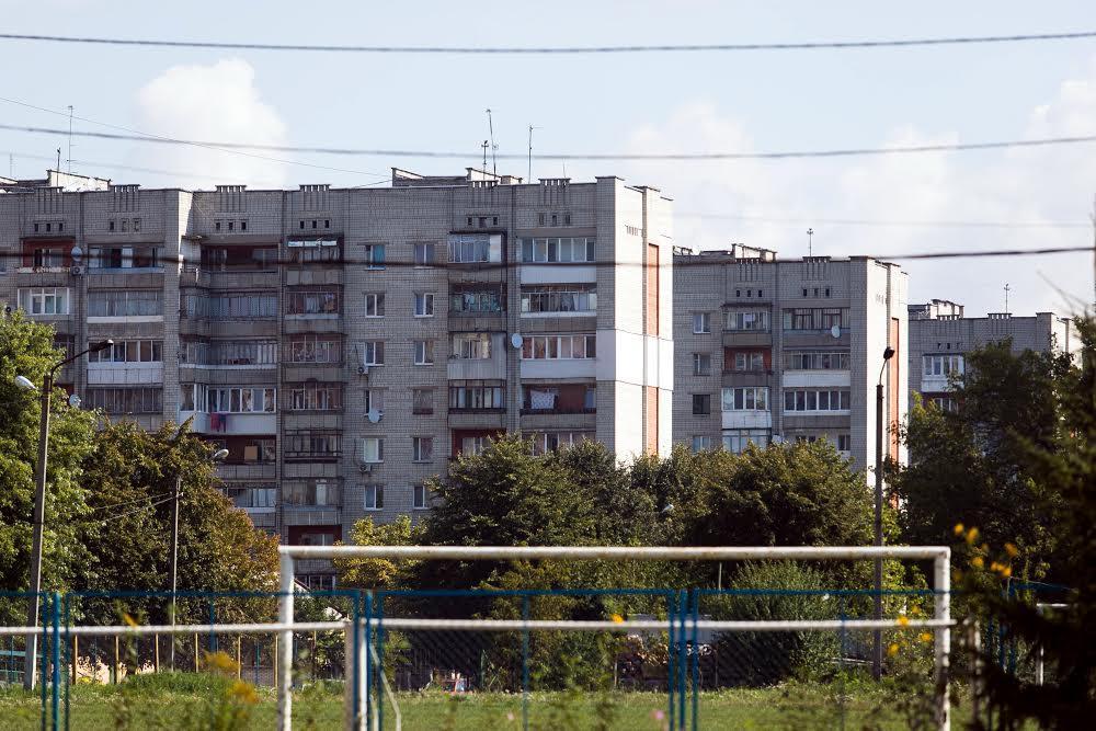 Микрорайон Замарстынов