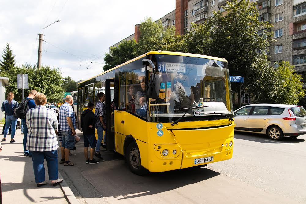 Транспорт Замарстынов