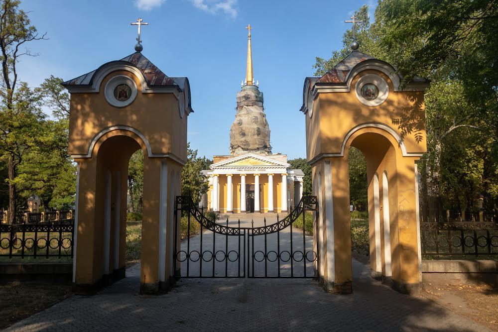 Преображенский собор  Нагорный