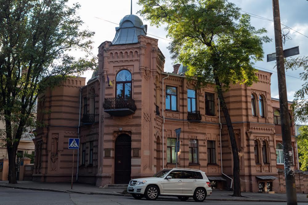 Областная детская библиотека Нагорный