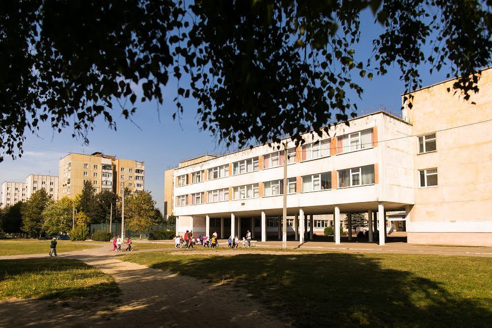 Школа на Рясном