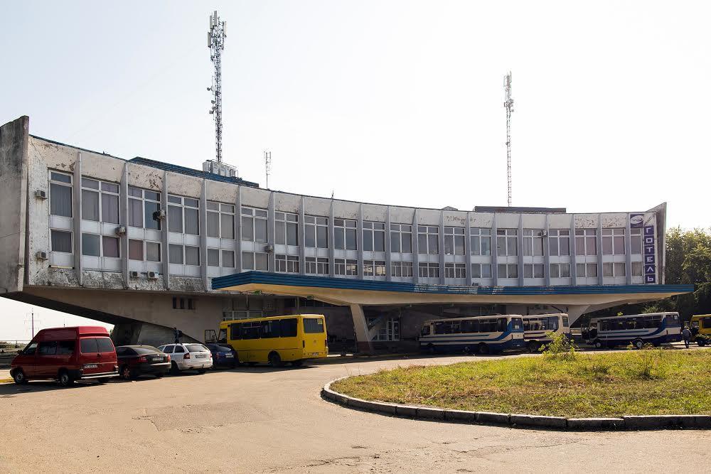 Львовский автовокзал Боднаровка