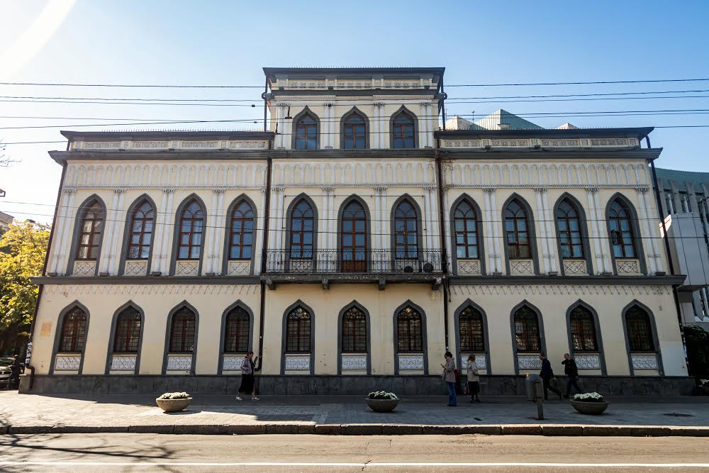 Дом губернатора Центр Днепр