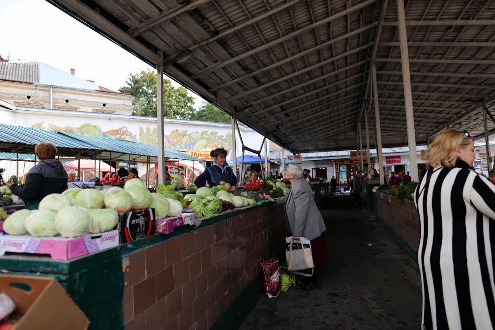 Винниковский рынок Лычаков