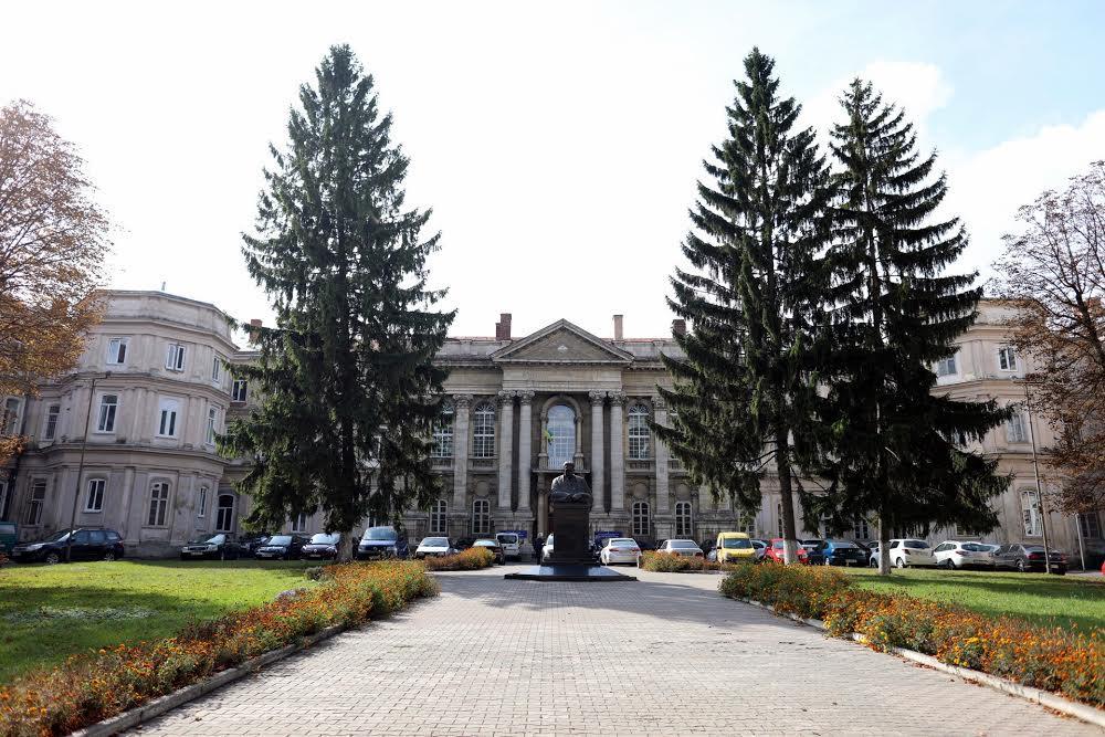 Львовская областная клиническая больница Лычаков