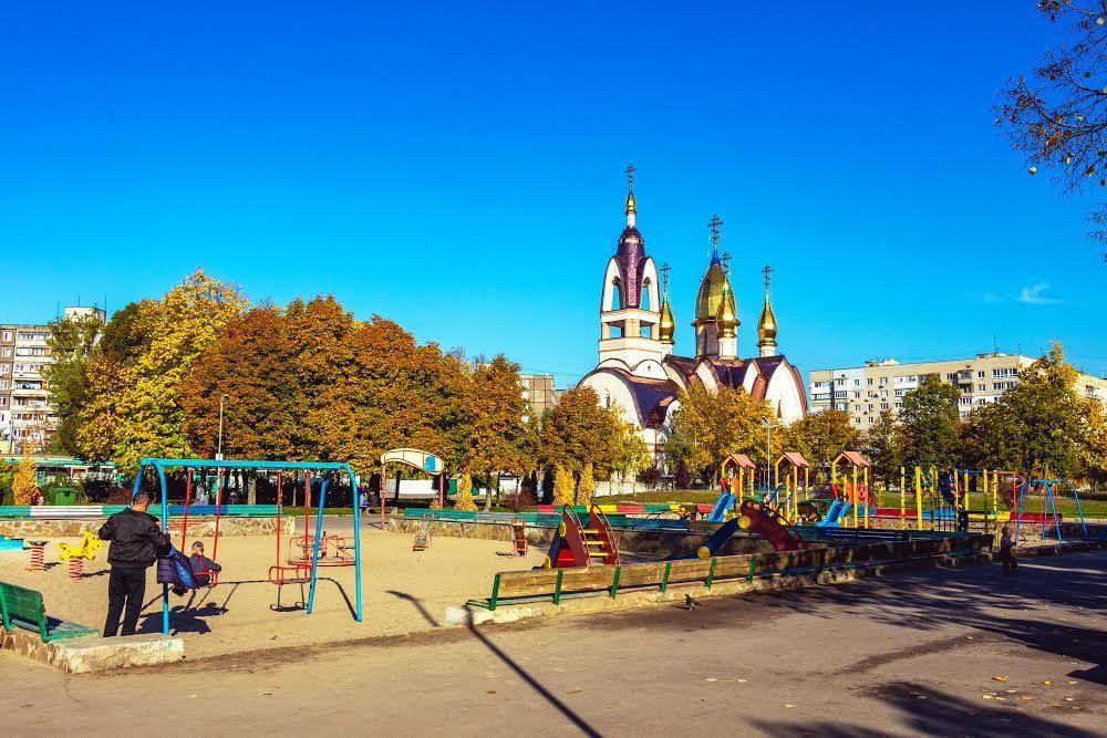 Храм Святого Архистратига Михаила Днепр