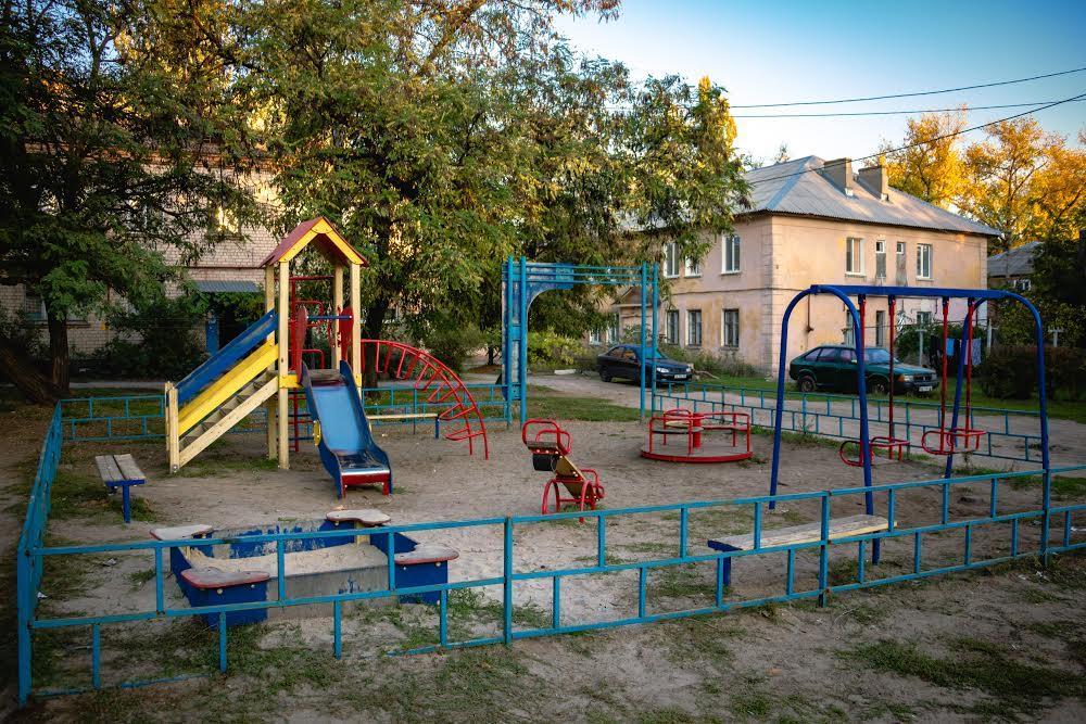 Детская площадка Приднепровск
