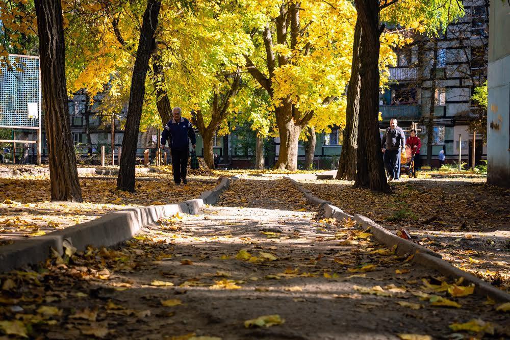 Житловий масив 12 квартал Дніпро