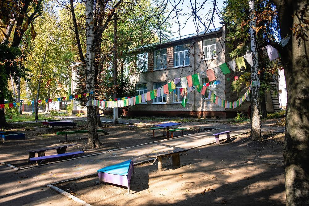 Детский садик 12 квартал