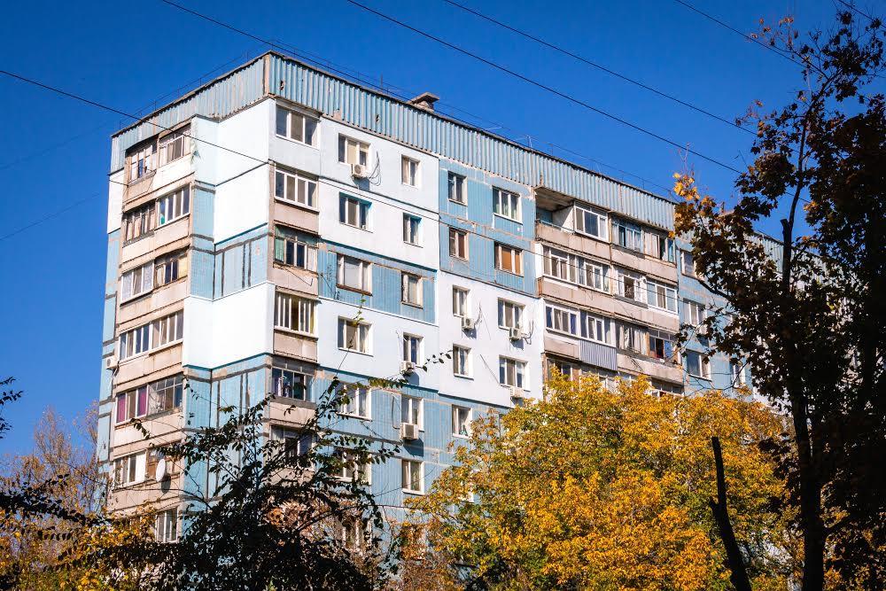 Район 12 квартал Дніпро