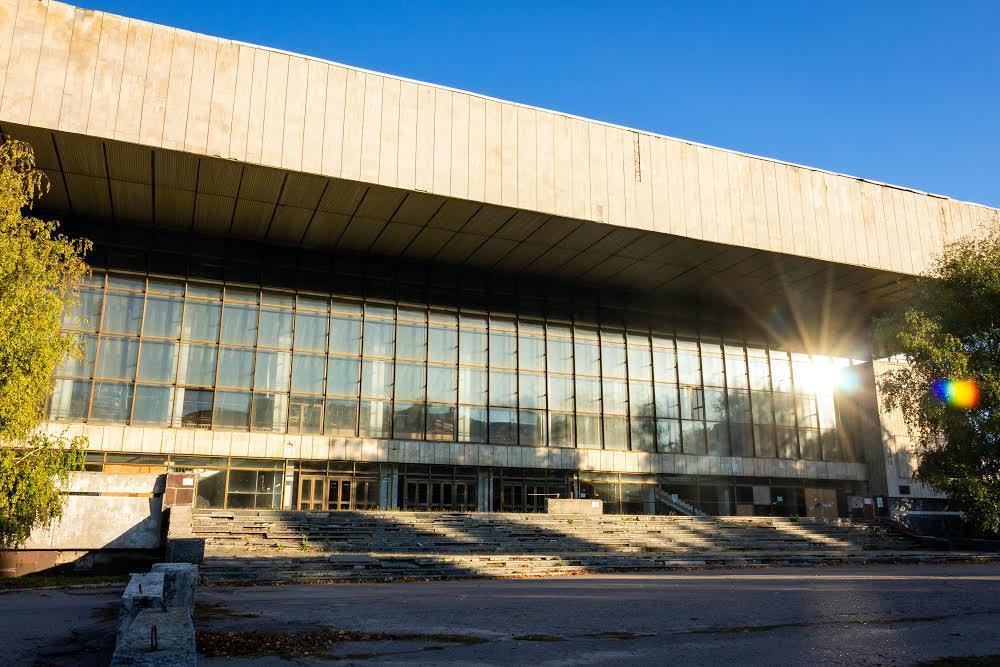 Стадион Метеор Титова