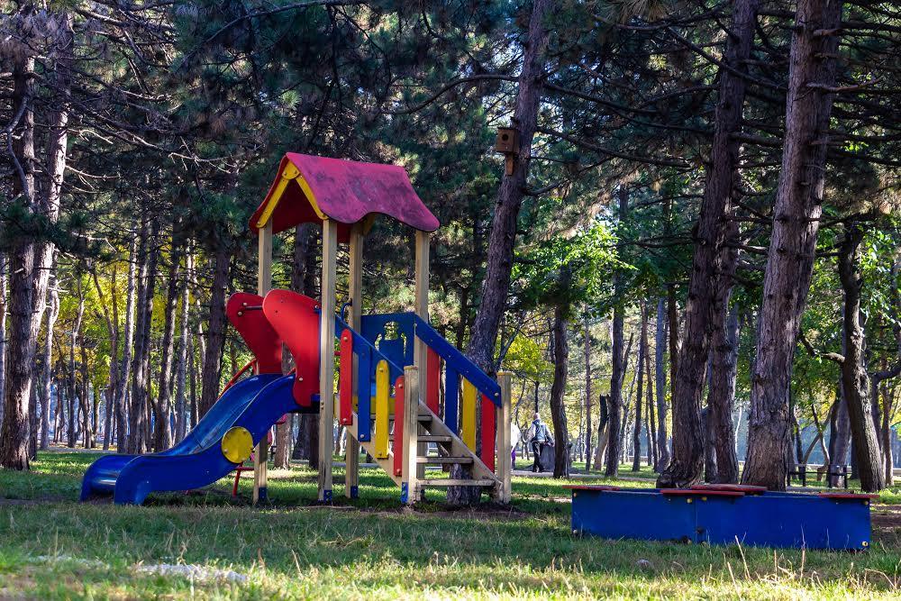 Парк на Титова