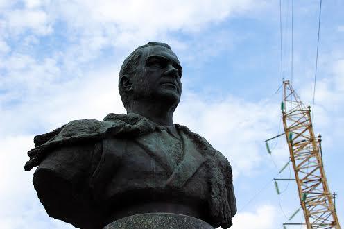 Памятник инженеру Валентину Петровичу Глушко