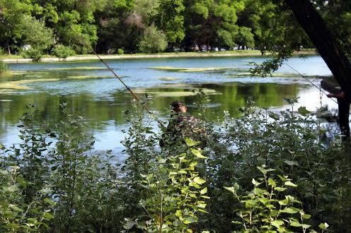 Дюковский сад Слободка