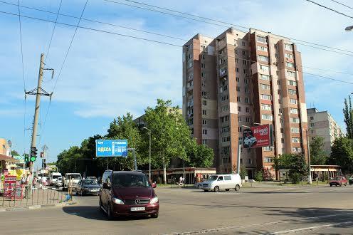 Микрорайон Черёмушки в Одессе