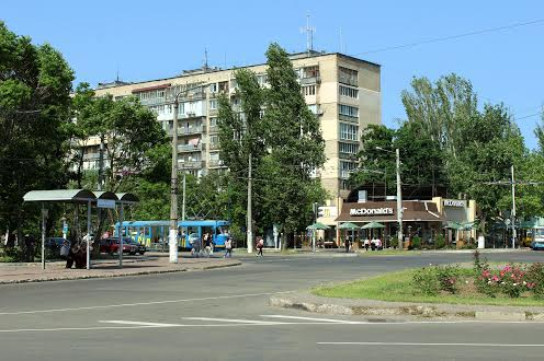 Черёмушки в Одессе