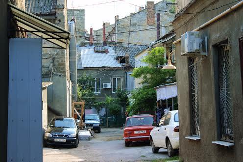 Улицы Молдованки