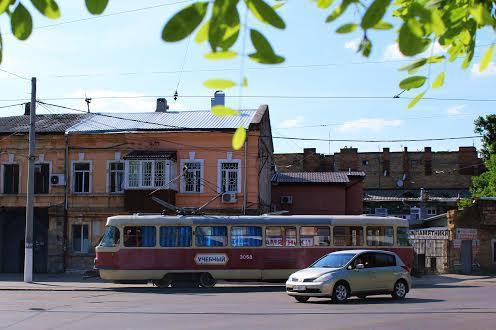 Улицы Молдованки в Одессе
