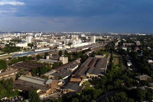 Микрорайон Холодная Гора в  Харькове