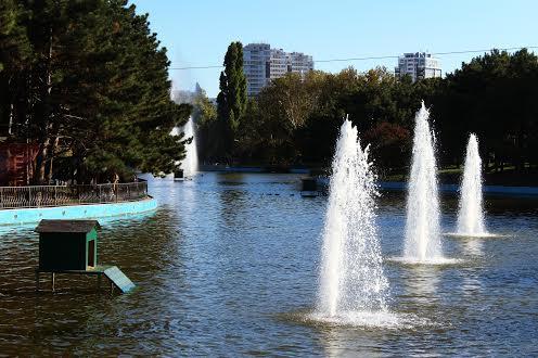 Парк Победы Аркадия