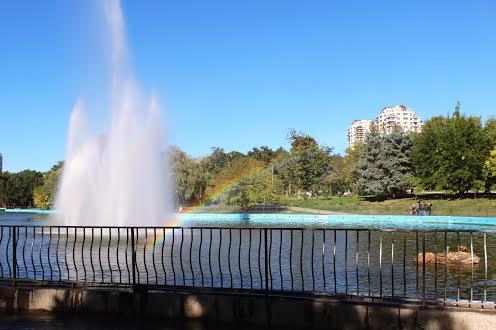 Парк Победы Аркадия в Одессе