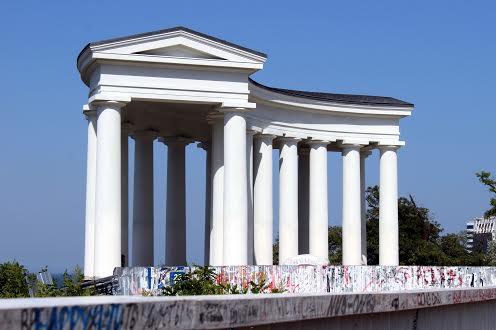 Воронцовская колоннада  Одесса