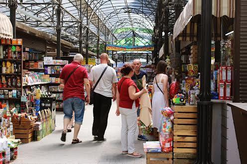 Рынок «Книжка»  Центр в Одессе