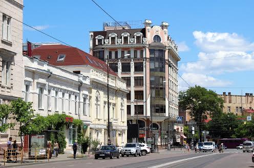 Архитектура в Центре Одессы